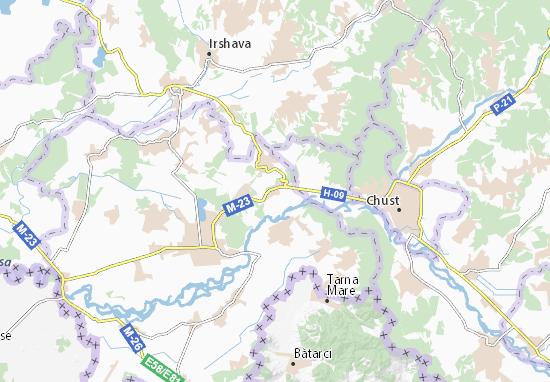 Mappe-Piantine Velyka Kopanya
