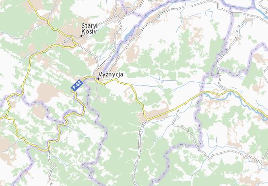 Chereshen'ka Map
