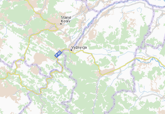 Mapas-Planos Bahna