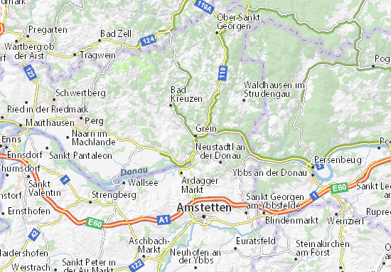 Grein Map