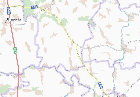 Mappe-Piantine Lypoven'ke