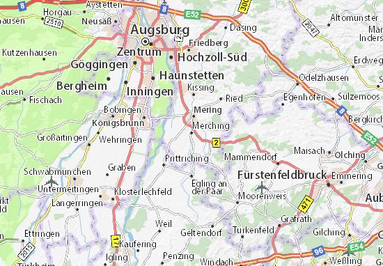 Merching Map