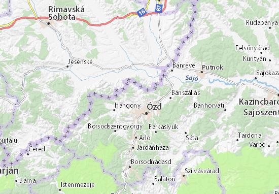 Uraj Map