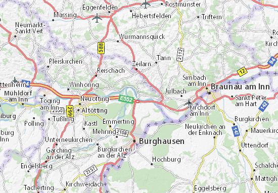 Mapas-Planos Marktl