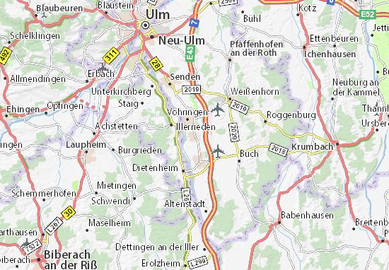 Bellenberg Map