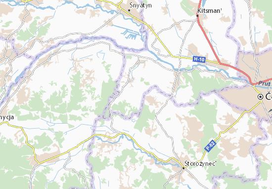 Verkhni Stanivtsi Map