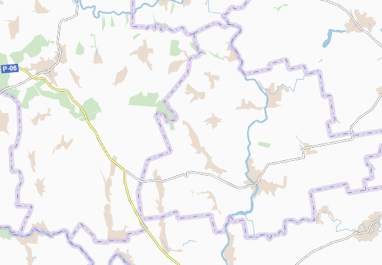 Mapas-Planos Dorozhynka