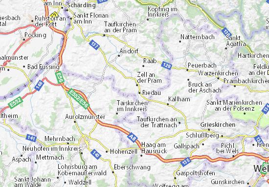 Schwaben Karte.Karte Stadtplan Schwaben Viamichelin