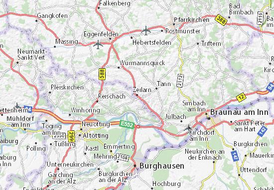Mapas-Planos Zeilarn