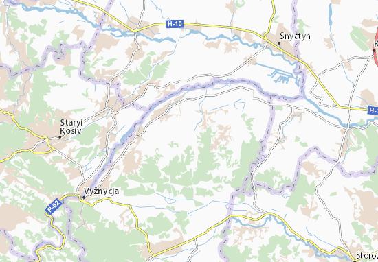 Mappe-Piantine Korytne