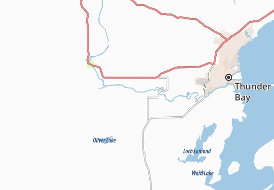 Paipoonge Map