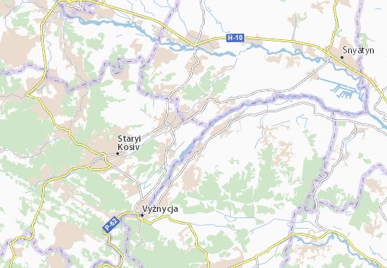 Mapas-Planos Rybne