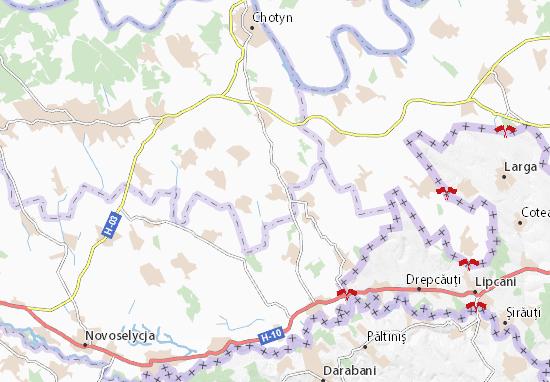 Yarivka Map