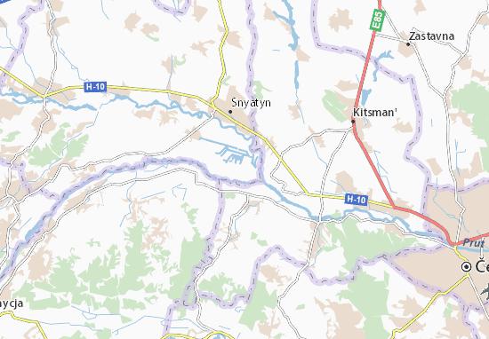 Mapas-Planos Zavallya