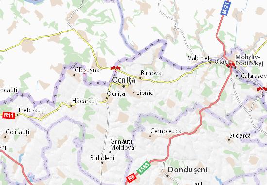 Lipnic Map