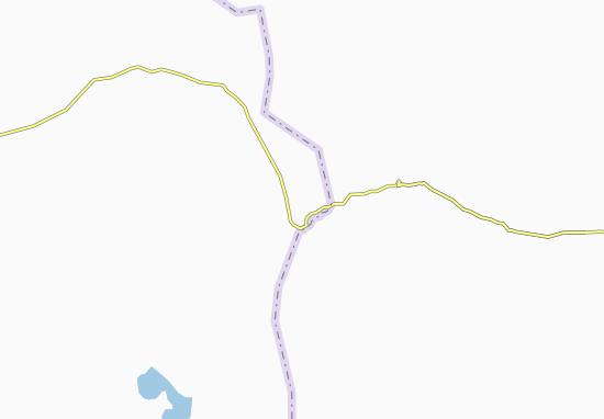 Mapa Plano Bayan-Enger