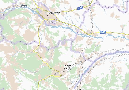 Trach Map