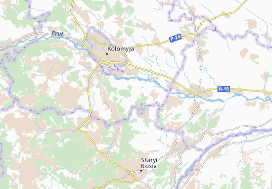 Mapas-Planos Pylypy