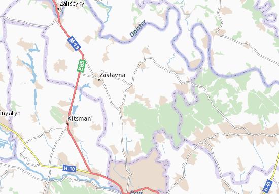 Mapas-Planos Boyanchuk