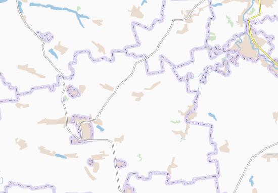 Mappe-Piantine Zolotyi Kolodyaz'