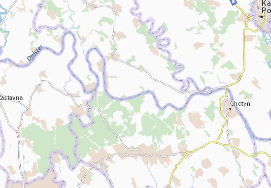 Dnistrove Map