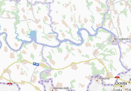 Korman' Map