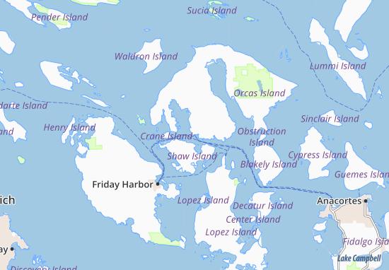 Mapas-Planos Orcas
