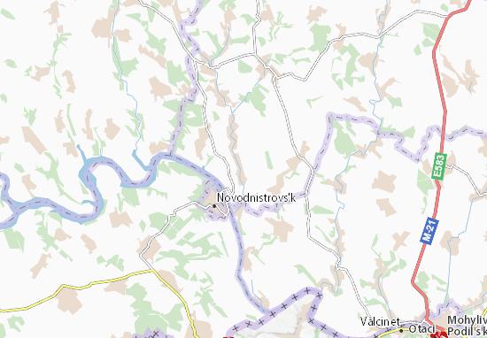 Zhvan Map