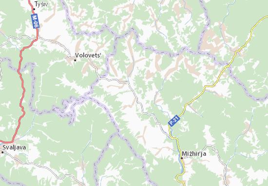 Izky Map