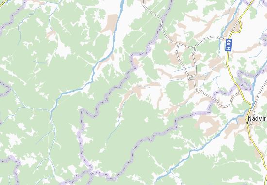 Mapas-Planos Porohy