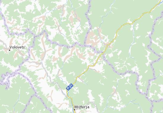 Pryslip Map