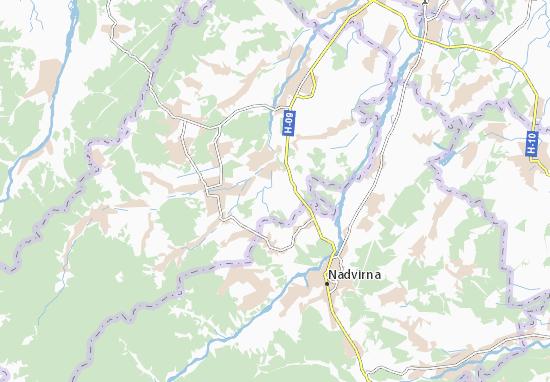 Mappe-Piantine Starunya