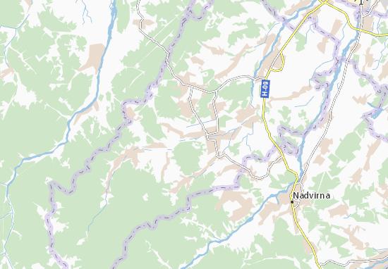 Mapas-Planos Rakovets'