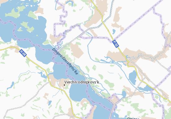 Mappe-Piantine Sudivka