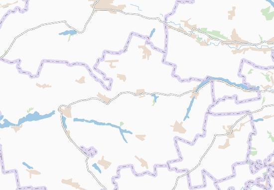 Mappe-Piantine Ocheretyne
