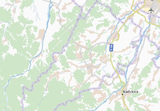 Mapas-Planos Kosmach