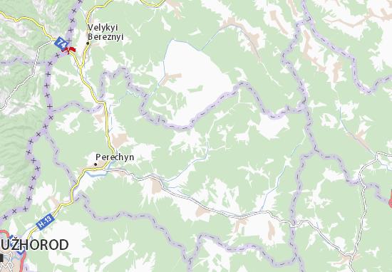 Vil'šynky Map