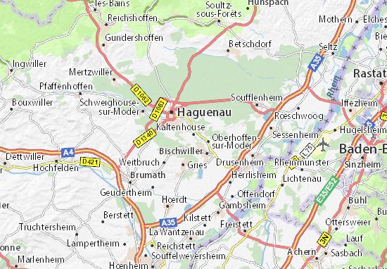Mapas-Planos Kaltenhouse