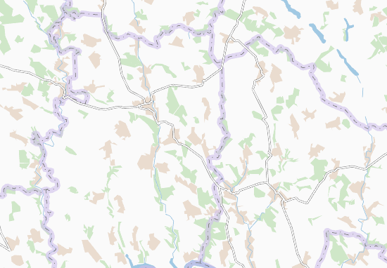 Mala Struzhka Map