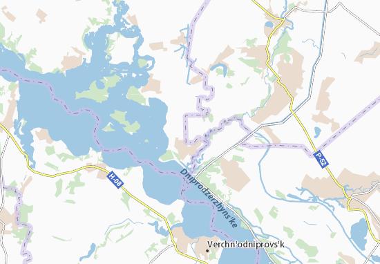 Mapas-Planos Molodizhne