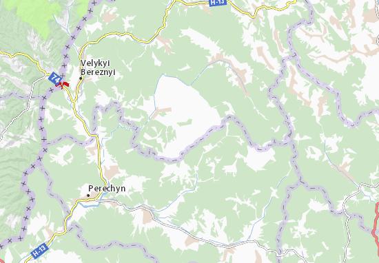 Bukivts'ovo Map