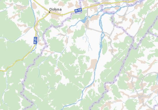 Mapas-Planos Pidlissya