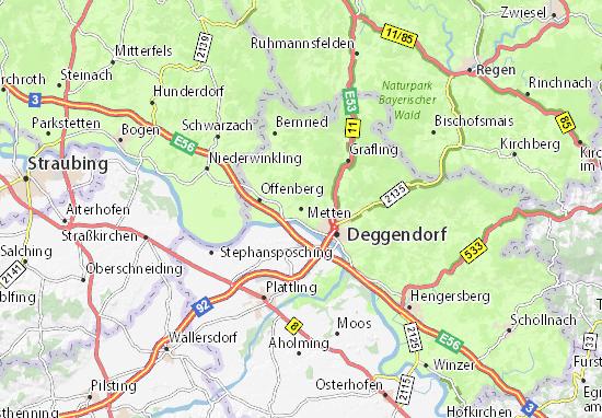 Metten Map