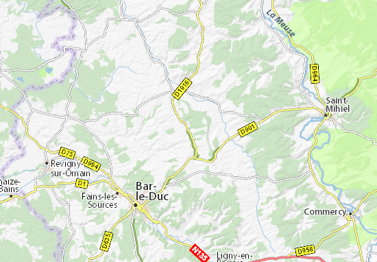 Raival Map