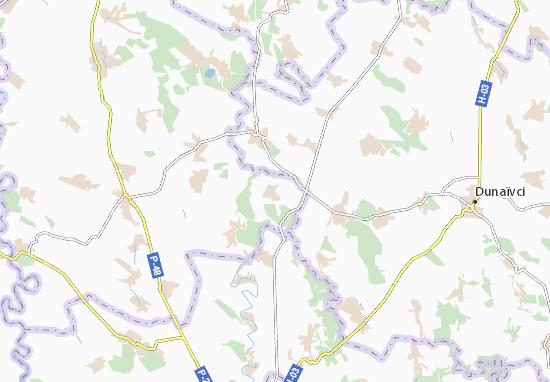 Tsykova Map
