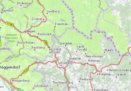 Spiegelau Map