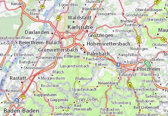Reichenbach Map