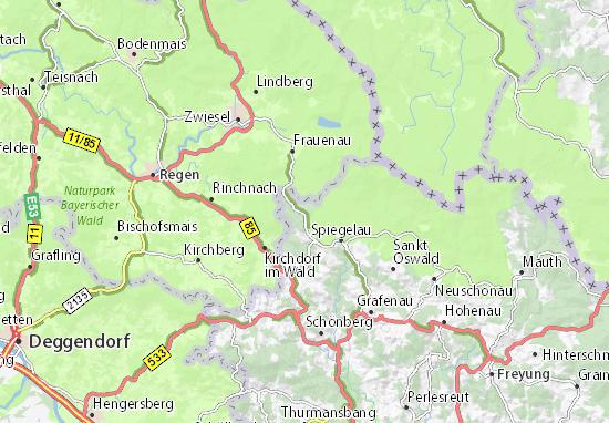 Althütte Map