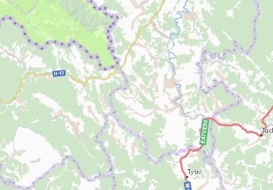 Karpats'ke Map