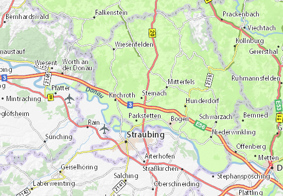 Mapas-Planos Steinach